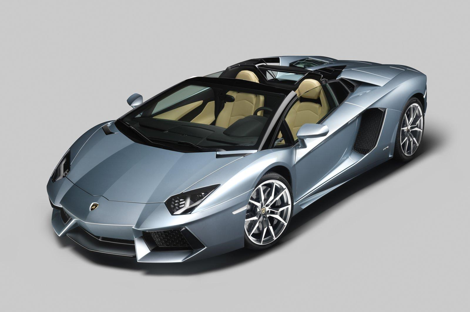 2013 lamborghini aventador lp700 4 roadster revealed autoevolution. Black Bedroom Furniture Sets. Home Design Ideas