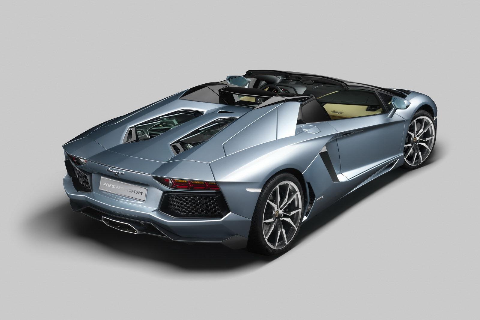 2013 lamborghini aventador lp700 4 roadster revealed autoevolution. Black Bedroom Furniture Sets. Home Design Ideas