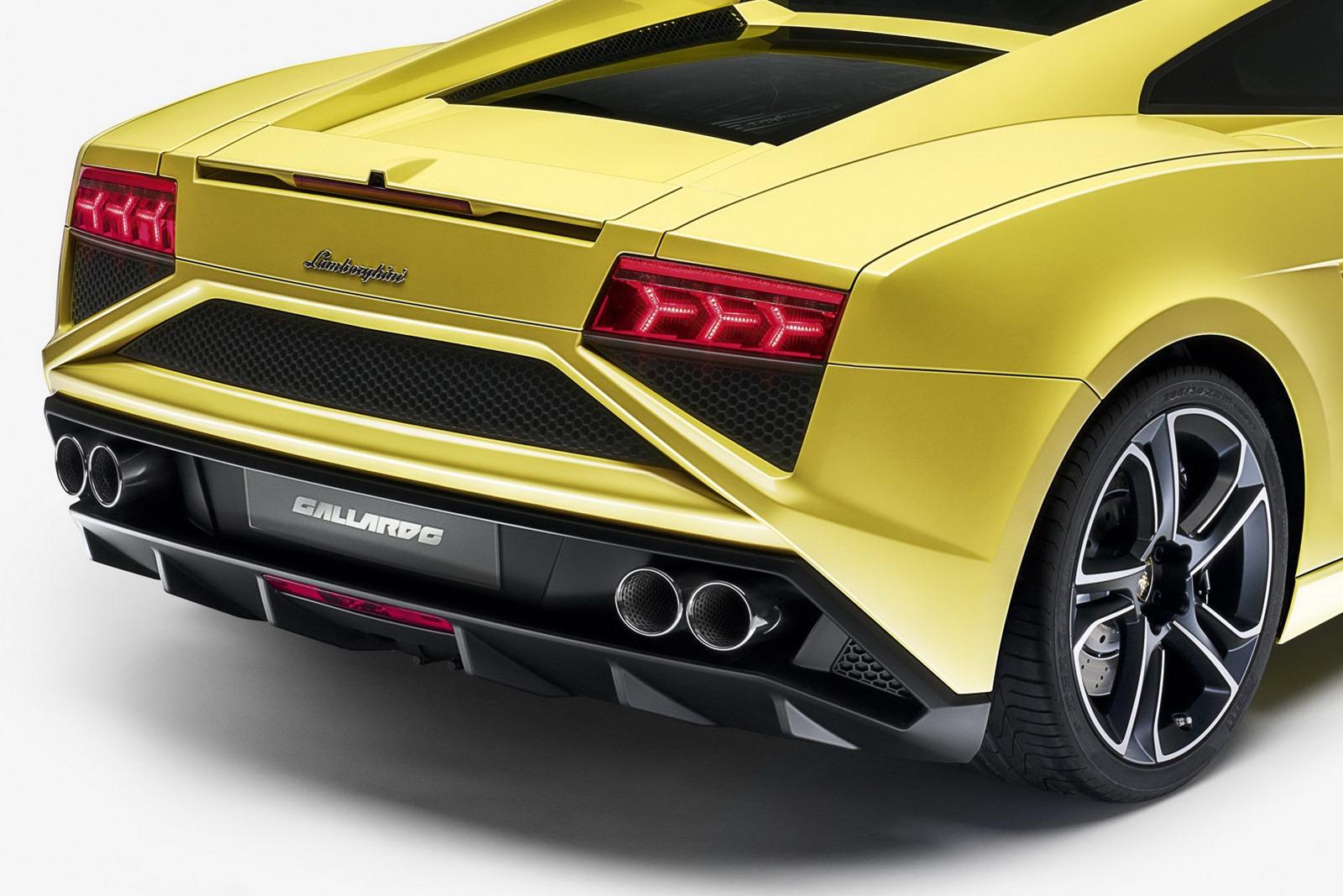 2013 Lamborghini Gallardo Lp560 4 Redesigned For Paris