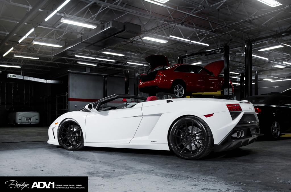 2013 lamborghini gallardo lp560 4 spyder on wheels. Black Bedroom Furniture Sets. Home Design Ideas