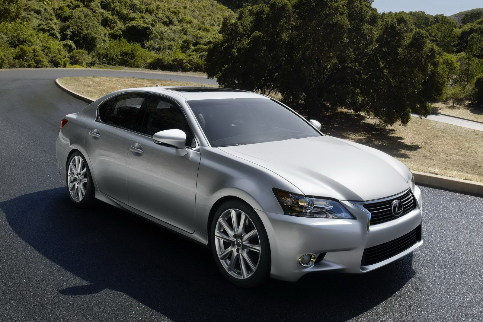 2013 lexus gs 350 unveiled at pebble beach autoevolution. Black Bedroom Furniture Sets. Home Design Ideas