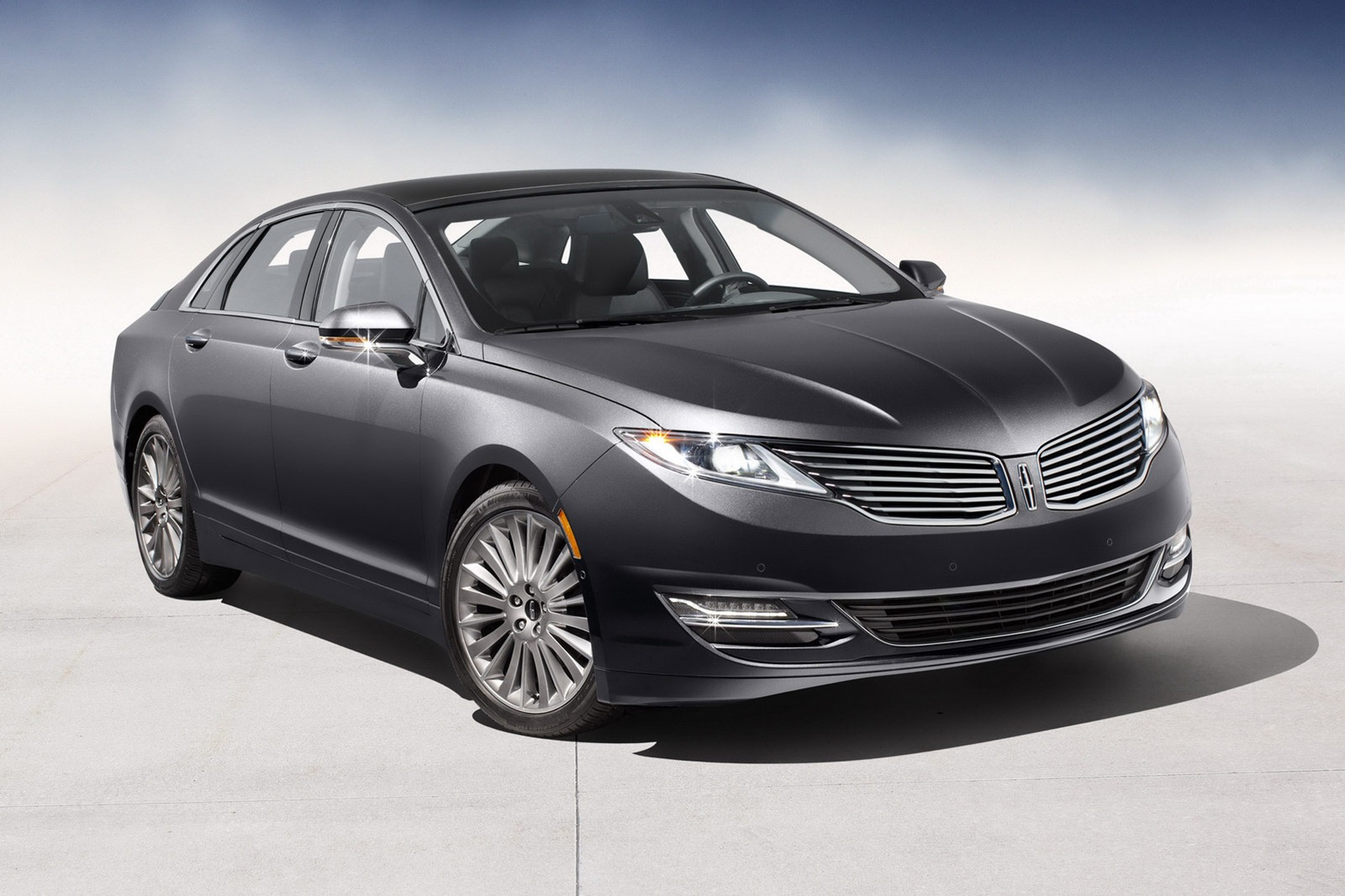 2013 lincoln mkz unveiled photo gallery autoevolution. Black Bedroom Furniture Sets. Home Design Ideas