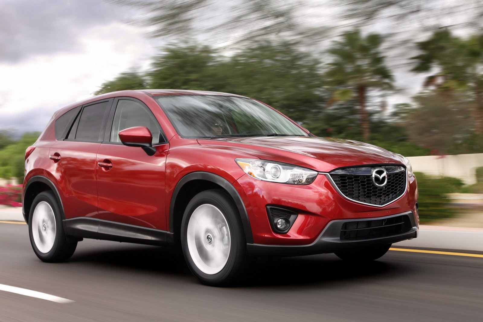 2013 Mazda Cx 5 Debuts In Los Angeles With 33 Mpg Highway
