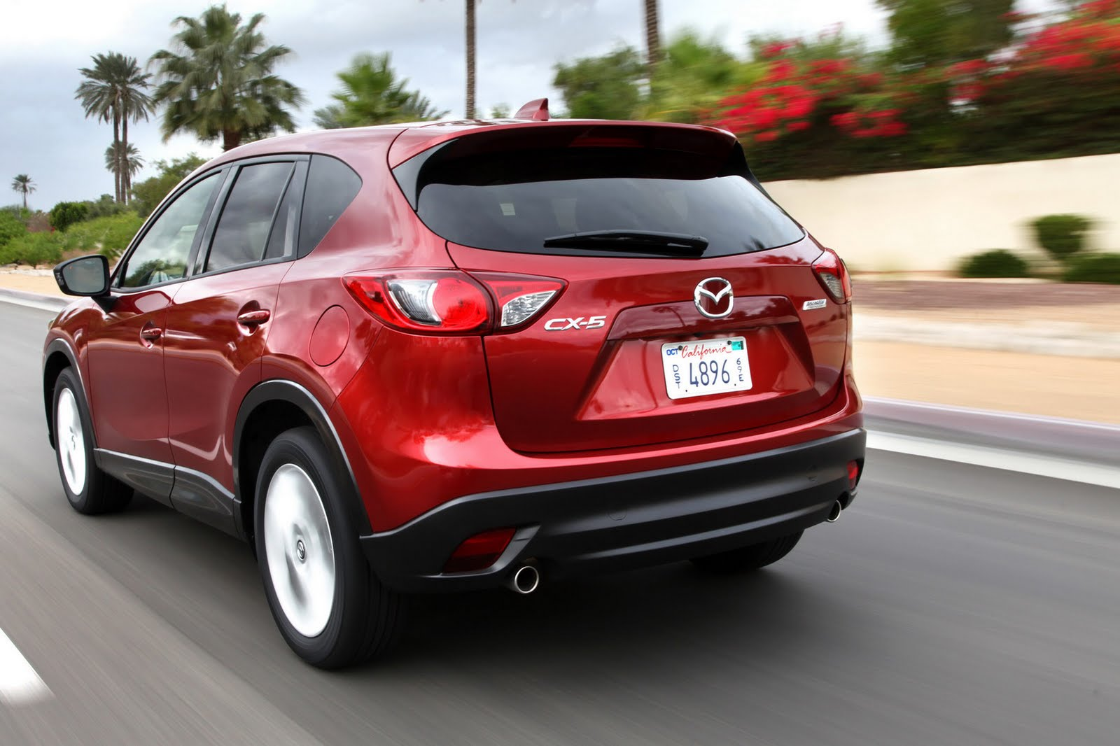 2013 mazda cx 5 debuts in los angeles with 33 mpg highway autoevolution