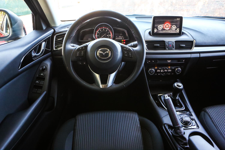 Mazda Cx 3 >> 2013 Mazda3 Hatchback First Drive - autoevolution