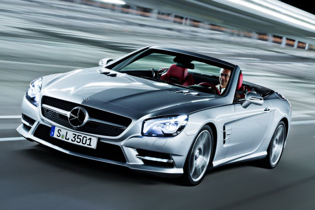 Mercedes-Benz Roadster 1680x1050