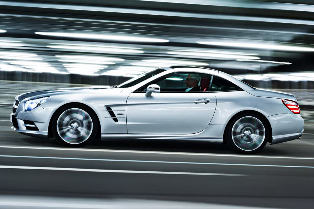 2013 mercedes r231 sl europe launch pricing announced for Mercedes benz 530 sl price