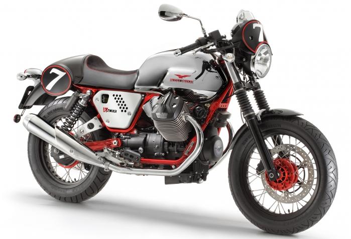 2013 moto guzzi v7 racer makes it to canada - autoevolution