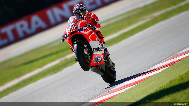 2013 MotoGP: Andrea Dovizioso Celebrates 200th GP Race ...