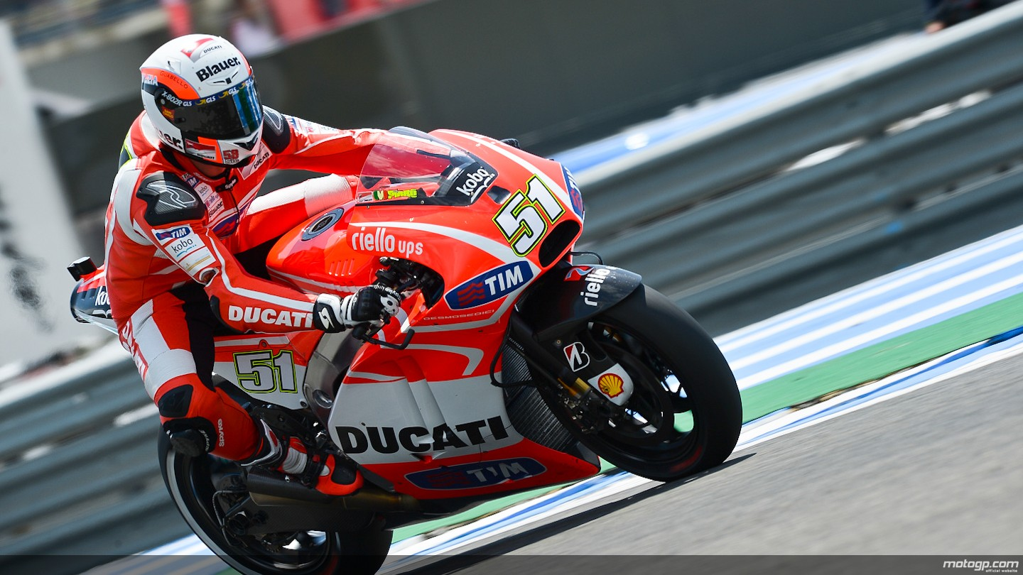 2013 motogp ben spies misses le mans pirro will ride his ducati autoevolution. Black Bedroom Furniture Sets. Home Design Ideas