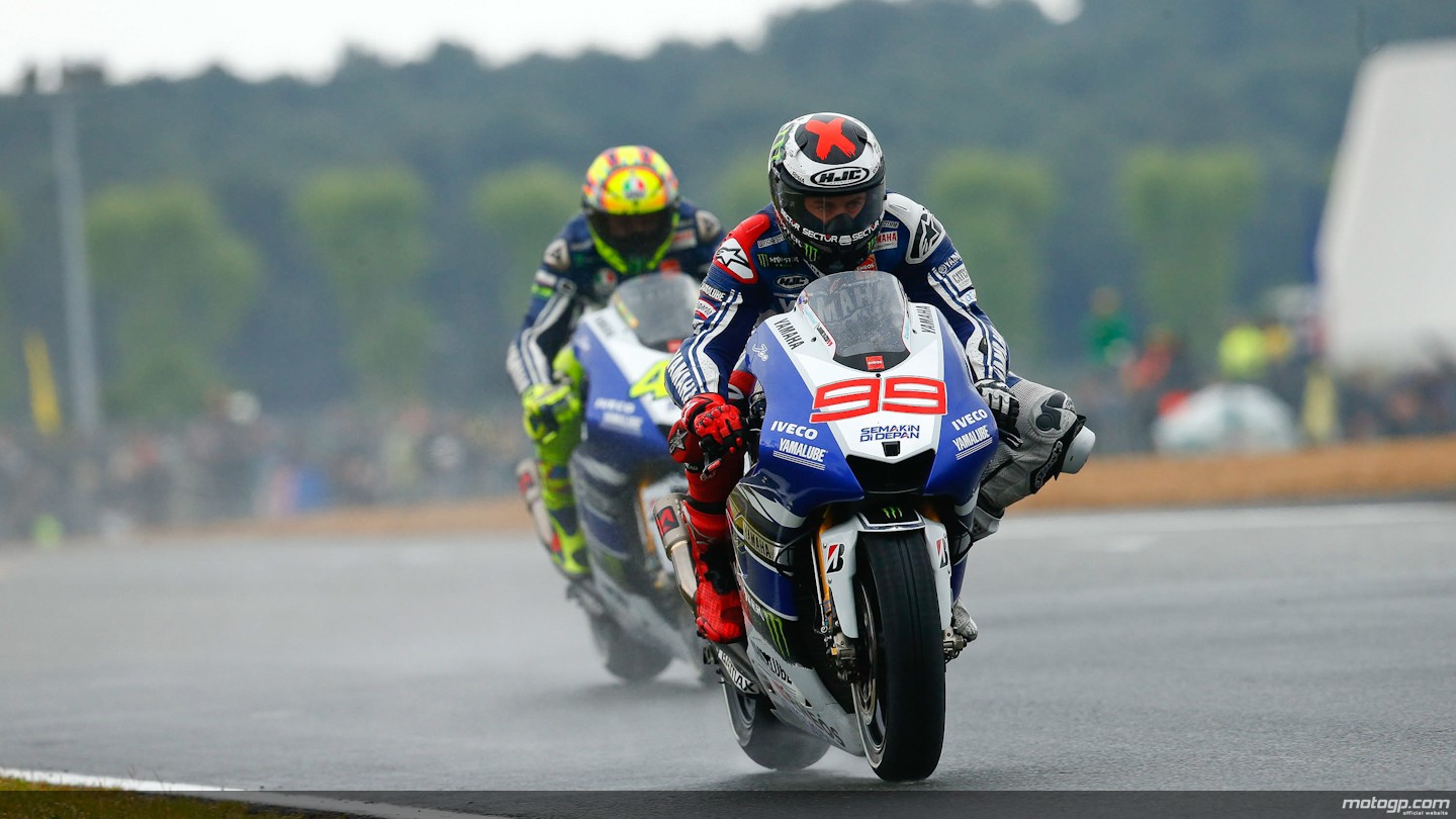 2013 motogp bridgestone responds to lorenzos faulty tire lorenzo at le mans voltagebd Images