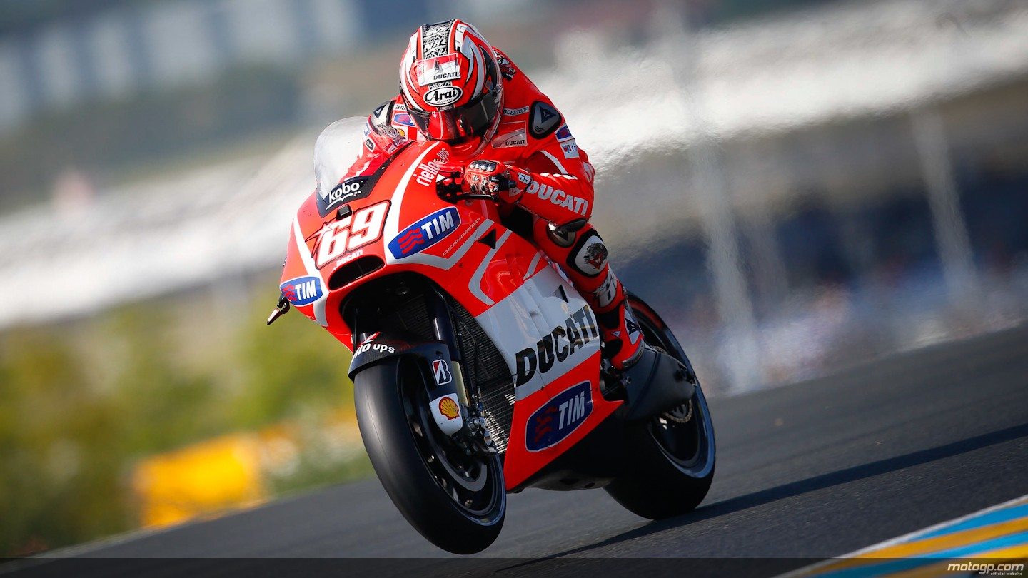 2013 MotoGP: Incredible Results for Ducati at Le Mans - autoevolution