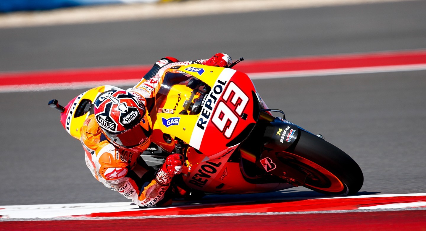 2013 MotoGP: Marc Marquez on His Dragging Elbow and Expectations - autoevolution
