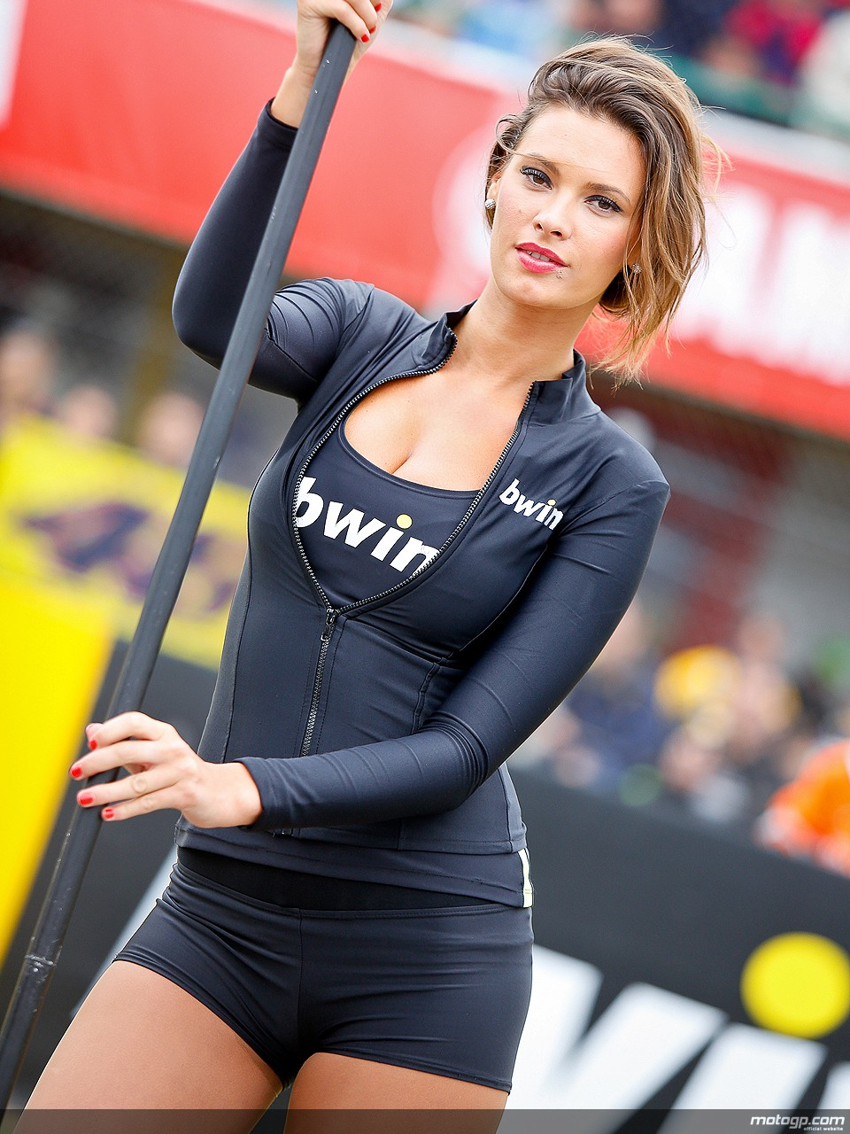 Paddock Girls at Brno - autoevolution