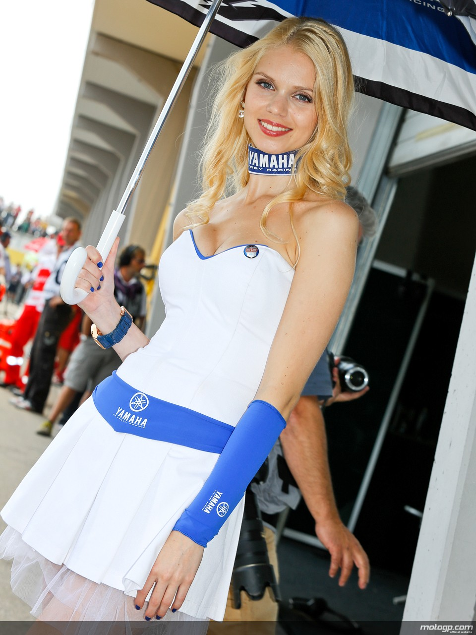 2013 Motogp The Beautiful Paddock Girls At Sachsenring
