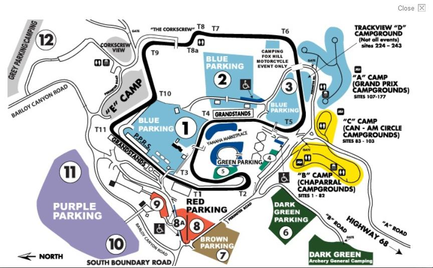 2013 MotoGP: Yamaha Offers VIP Package for Laguna Seca Round - autoevolution