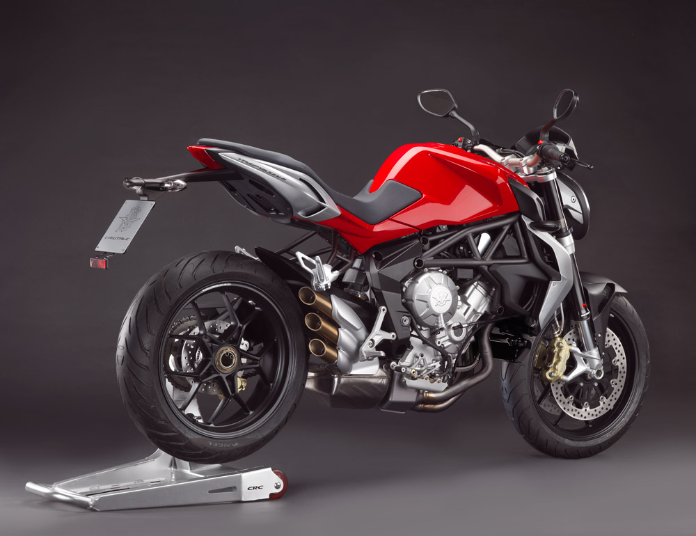 Drive By Wire >> 2013 MV Agusta Brutale 675 Looks Brutal, Has Affordable Price - autoevolution