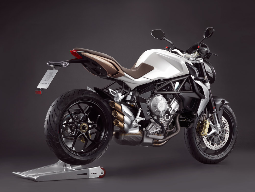 2013 Mv Agusta Brutale 675 Looks Brutal Has Affordable