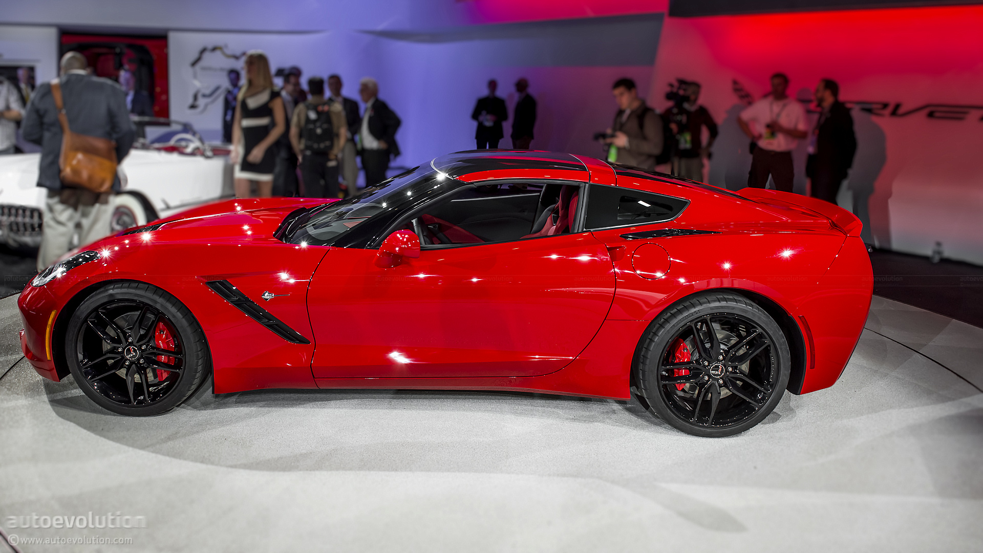 2014 chevrolet corvette c7 stingray