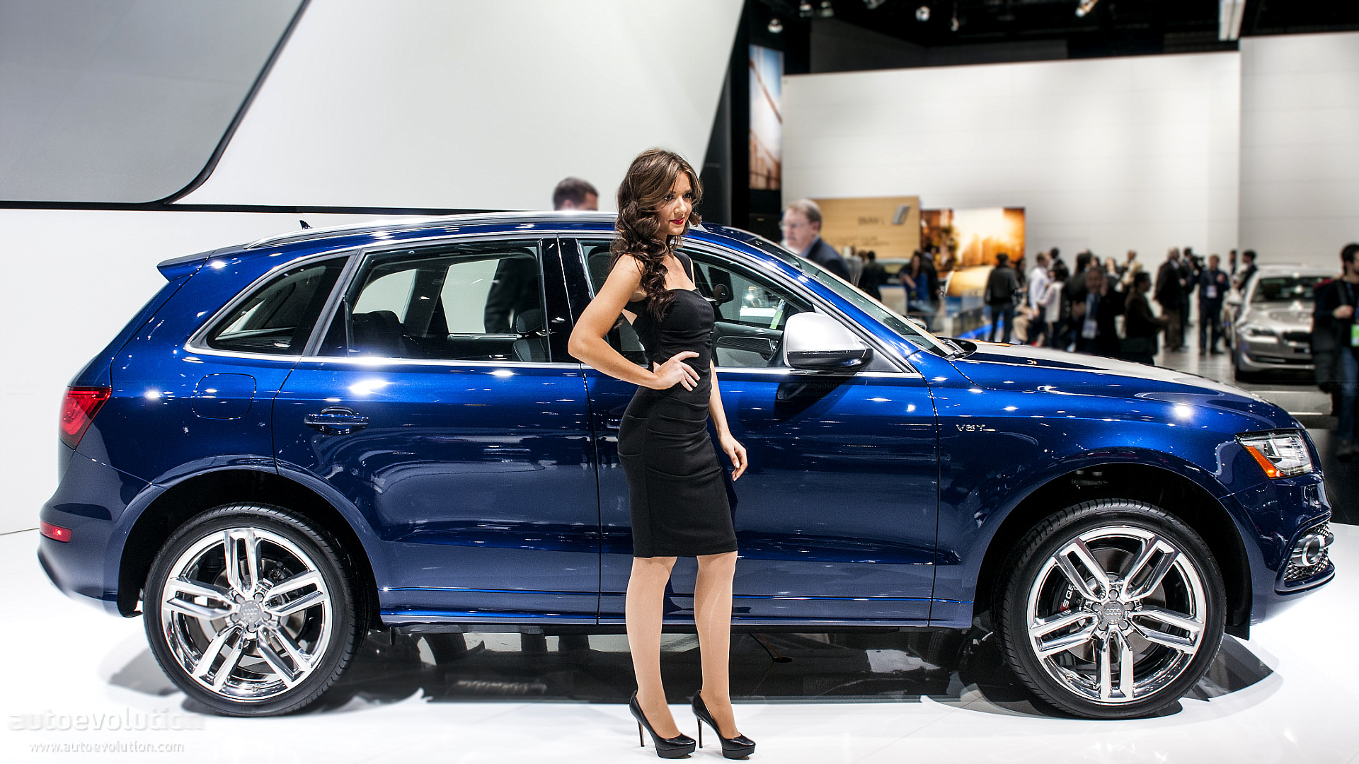 2013 NAIAS: Audi SQ5 [Live Photos] - autoevolution