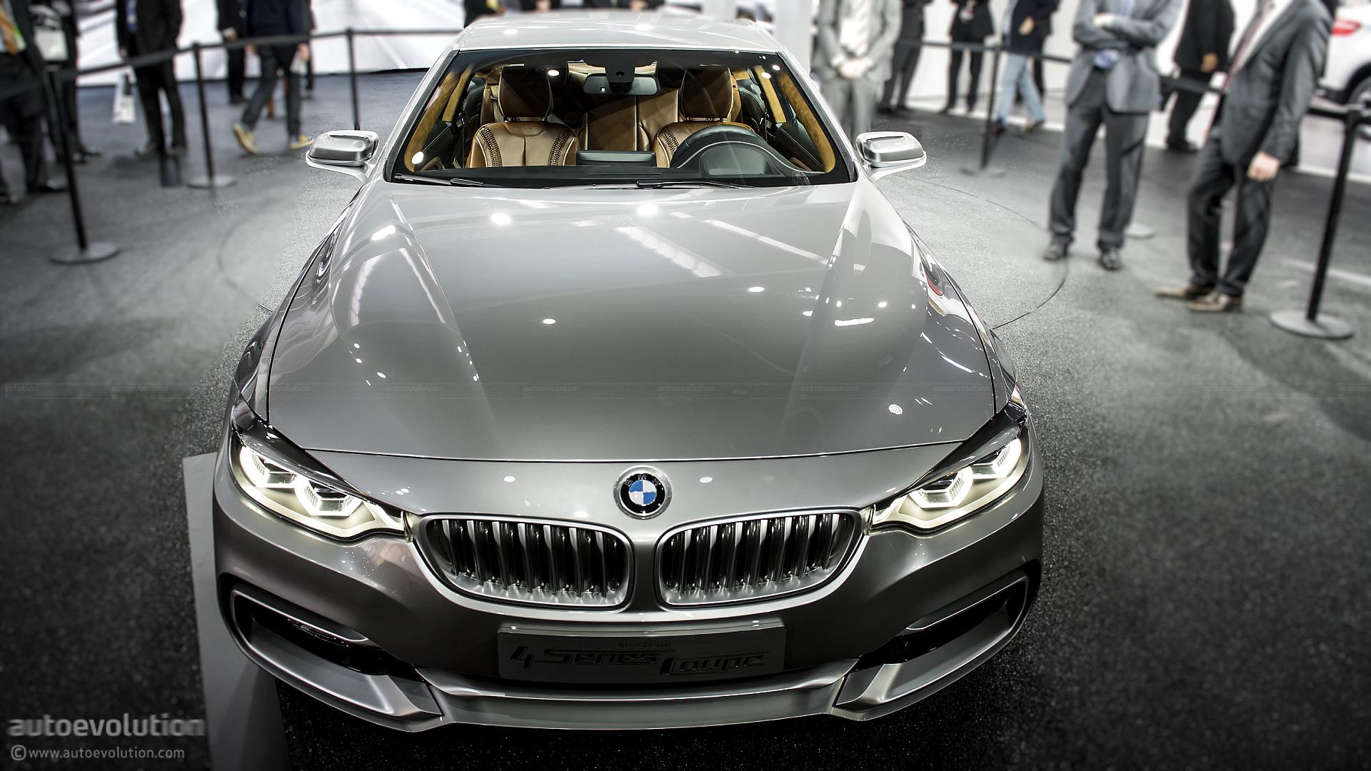 BMW Concept 4-Series Coupe Design Explained - autoevolution