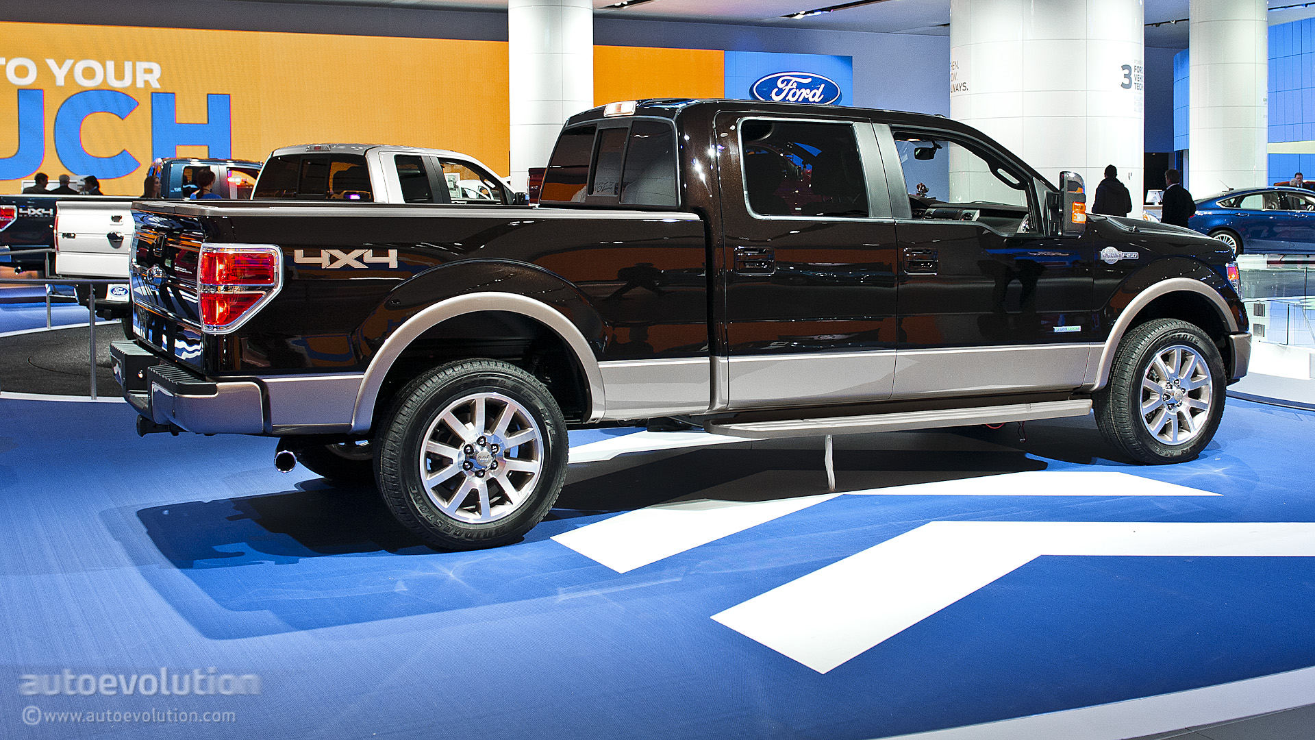Ford F  King Ranch