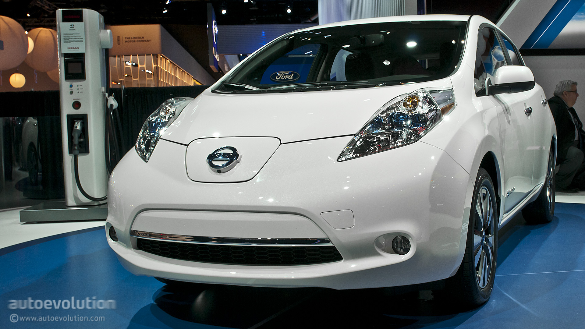 Lithium Ion Battery Pack 2013 NAIAS: Updated Ni...