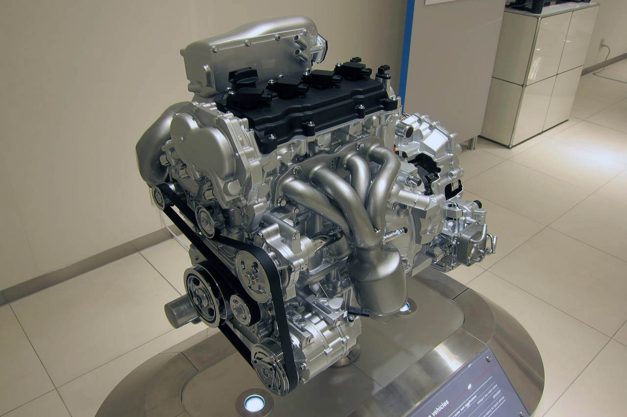 2013 Nissan Altima To Use New Supercharged 2 5 Liter