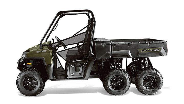 2013 Polaris Ranger 6x6 800 The Ultimate Traction Sxs
