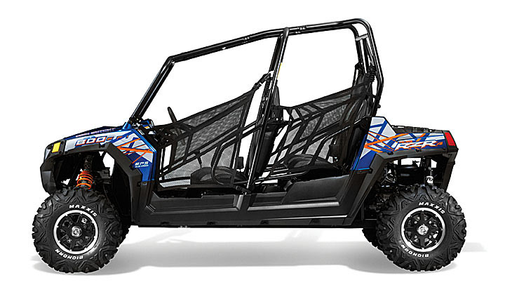 2013 polaris rzr 4 800 fun for four in the dirt. Black Bedroom Furniture Sets. Home Design Ideas