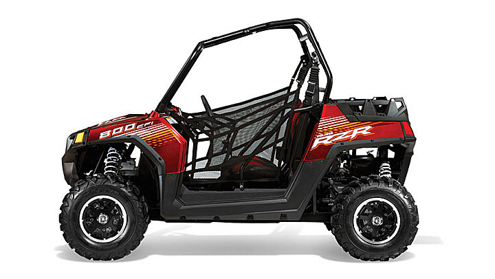 2013 Polaris Rzr 800 Off Road Fun For Two Autoevolution