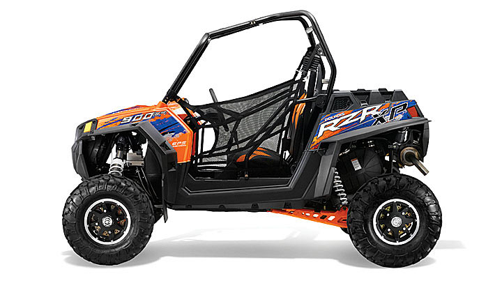 2013 Polaris RZR 900 XP http://www.autoevolution.com/news-g-image/2013-polaris-rzr-xp-900-ready-for-insane-off-road-racing-photo-gallery/118618.html