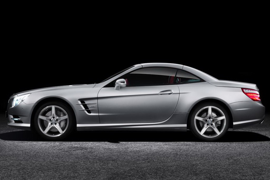 2013 r231 mercedes benz sl roadster official photos autoevolution. Black Bedroom Furniture Sets. Home Design Ideas