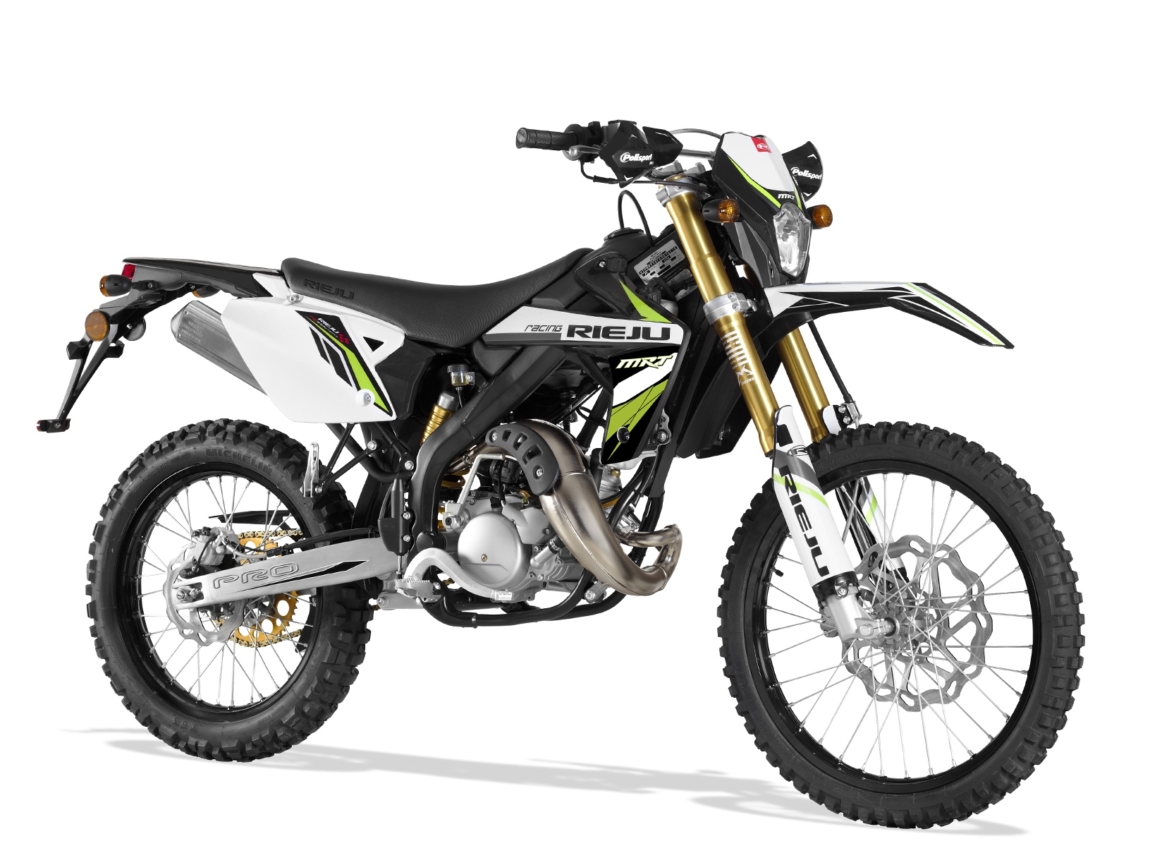 2013 Rieju Mrt 50 Pro The Diminutive Motocross Machine
