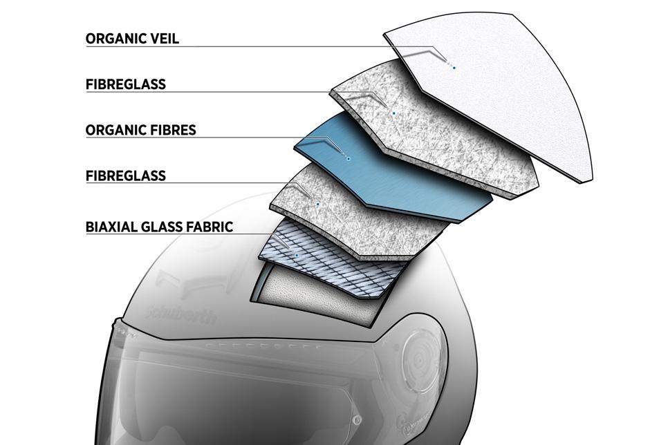 2013 Schuberth C3 Pro Advanced Flip Up Helmet Autoevolution