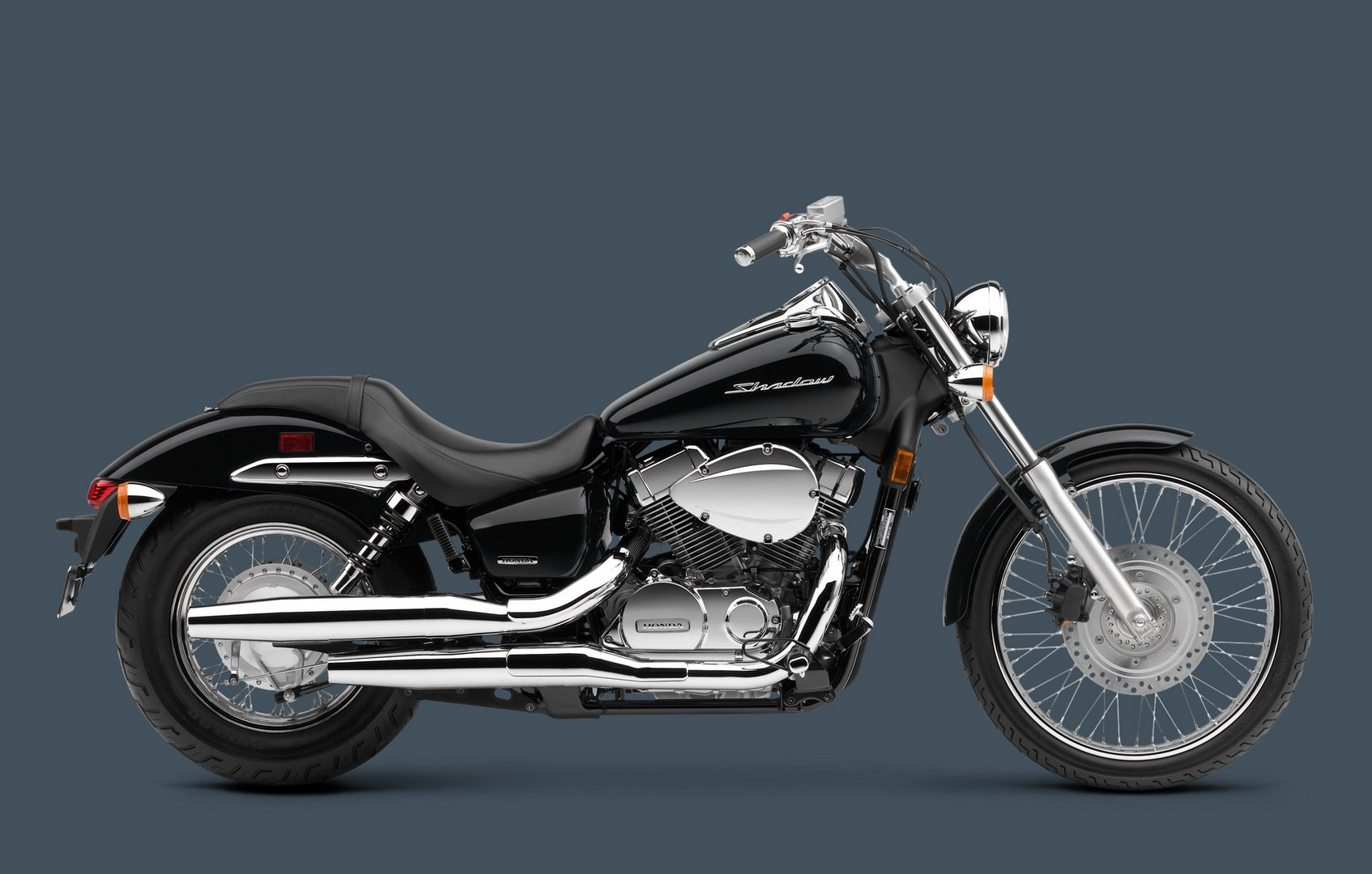 2013 Shadow Spirit 750 Honda S Classic Approach To Cruisers Autoevolution