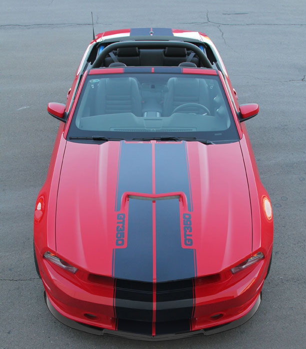 2013 Shelby Mustang GT350 Presented - autoevolution