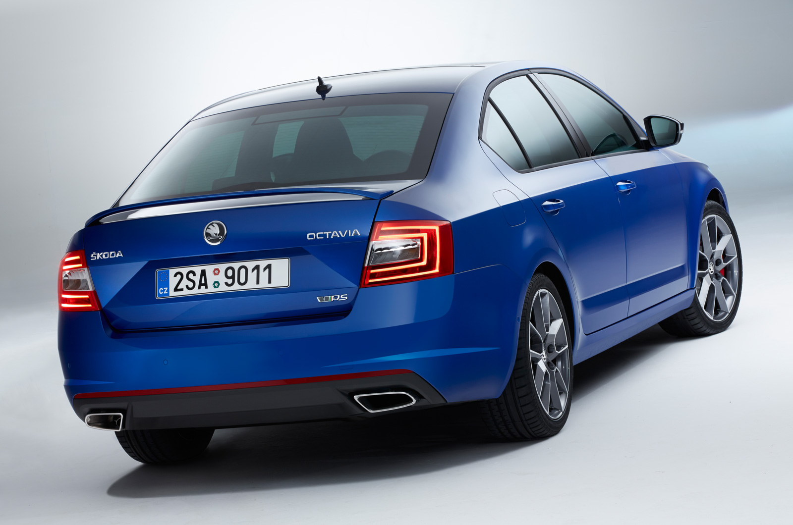 2013 Skoda Octavia Rs Unveiled Autoevolution