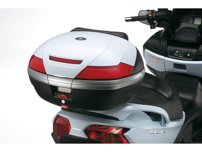 2013 Suzuki Burgman 650 Is All New Autoevolution