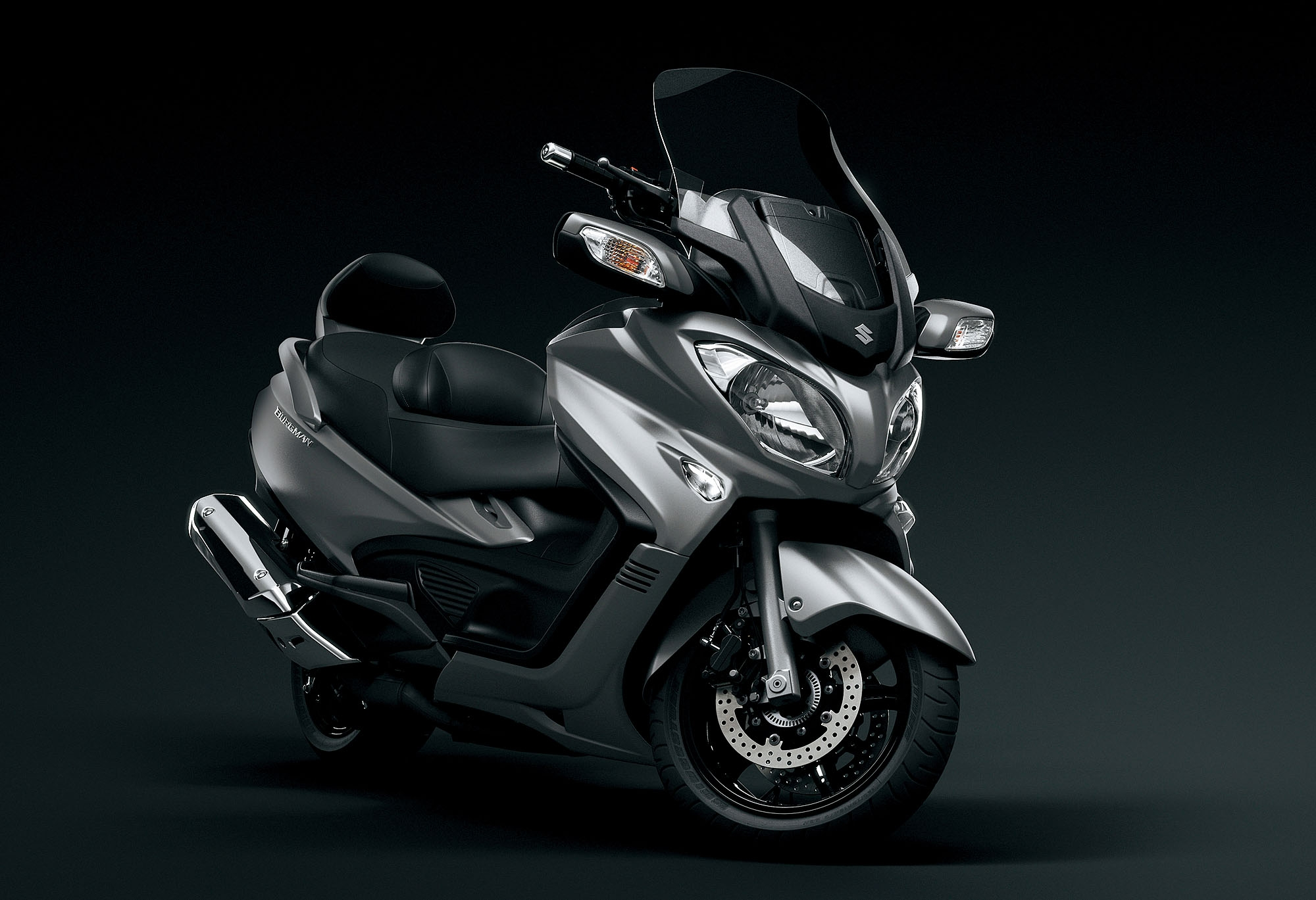 2013 suzuki burgman 650 is all new autoevolution. Black Bedroom Furniture Sets. Home Design Ideas