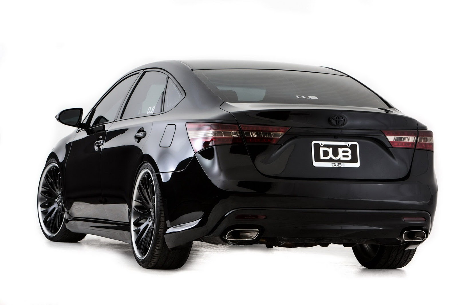 2013 toyota avalon dub edition photo gallery autoevolution. Black Bedroom Furniture Sets. Home Design Ideas