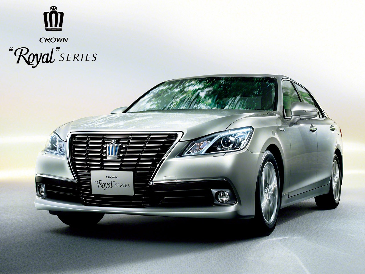 2013 Toyota Crown Royal and Athlete Revealed [Photo Gallery]