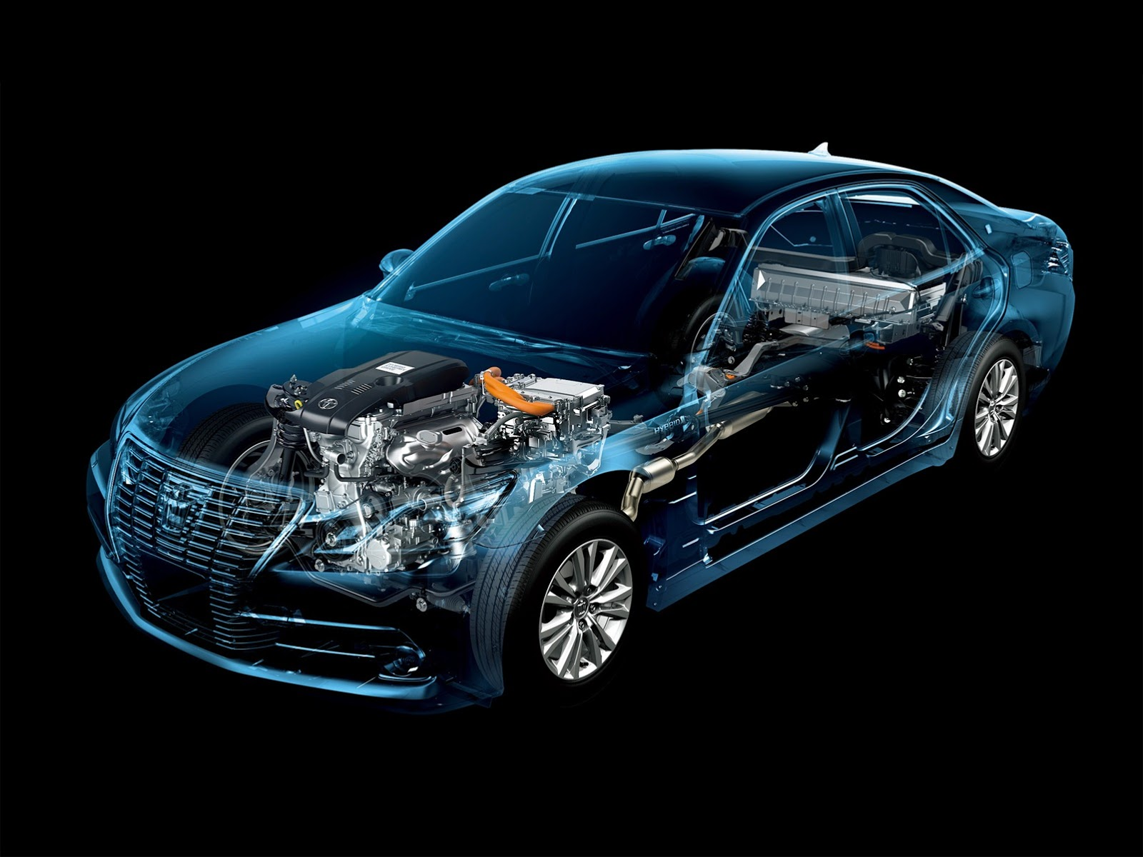 Toyota Crown 2014 >> 2013 Toyota Crown Royal and Athlete Revealed - autoevolution