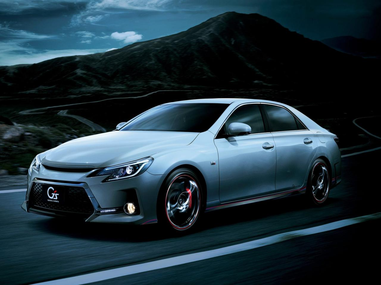 2013 Toyota Mark X Facelift Japan Only Autoevolution