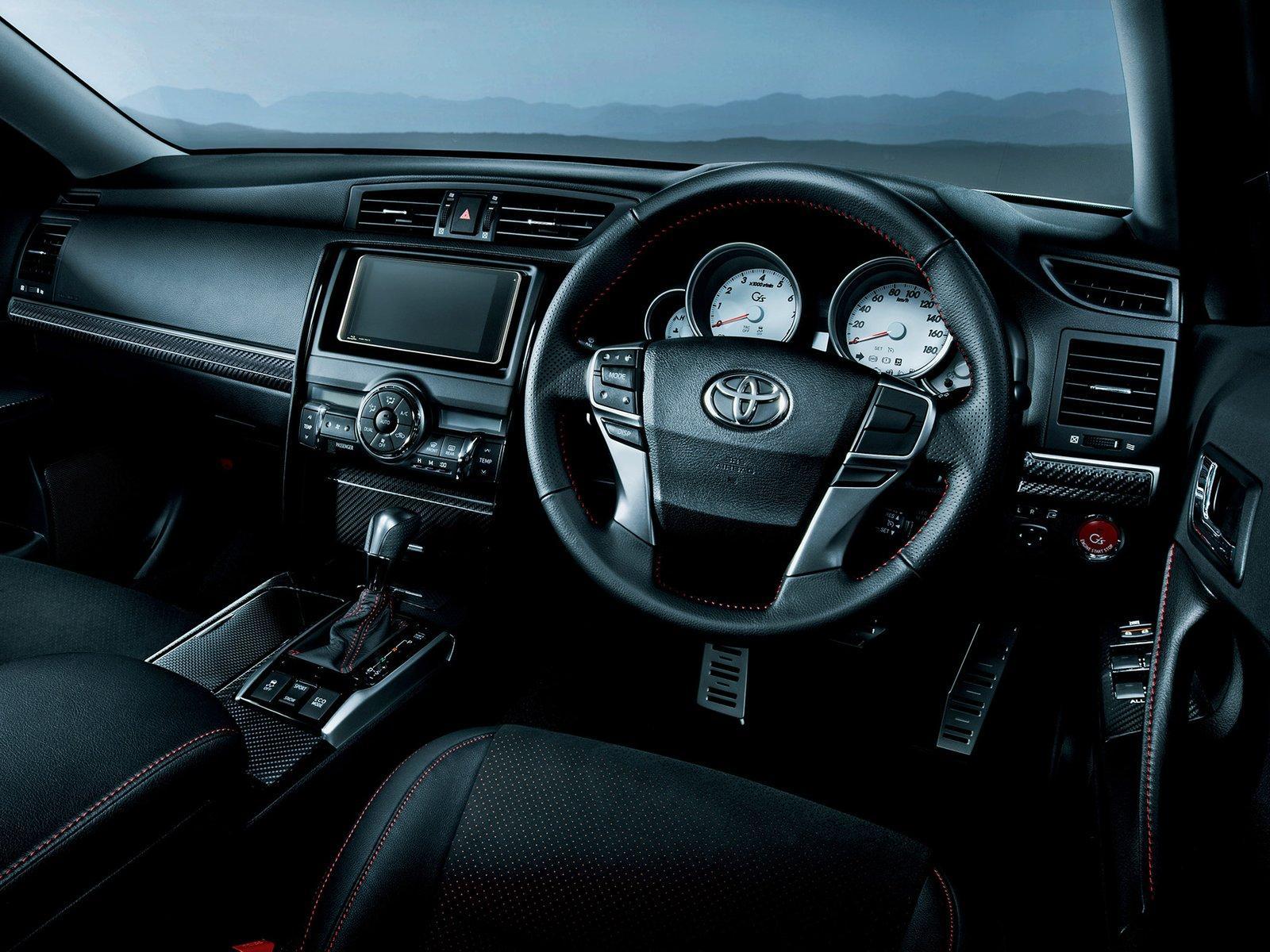 2013 Toyota Mark X Facelift - Japan-Only - autoevolution