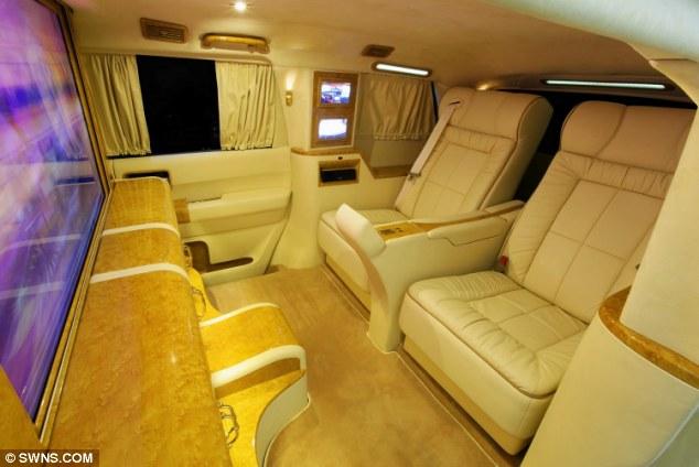2013 toyota sequoia gets luxury interior and bomb-proof armor