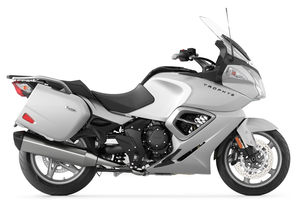 2013 Triumph Trophy 1200 Officially Revealed Autoevolution