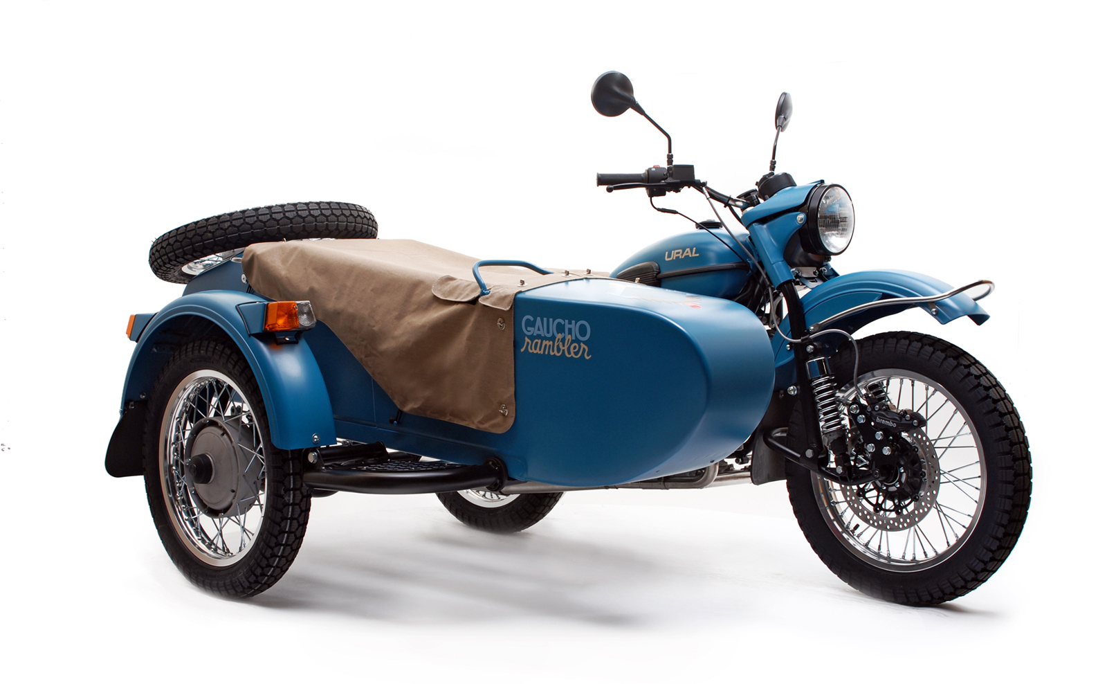 2013 ural gaucho rambler limited edition price annouced only 50 rh autoevolution com Ural 750 Engine Ural Engine Plug