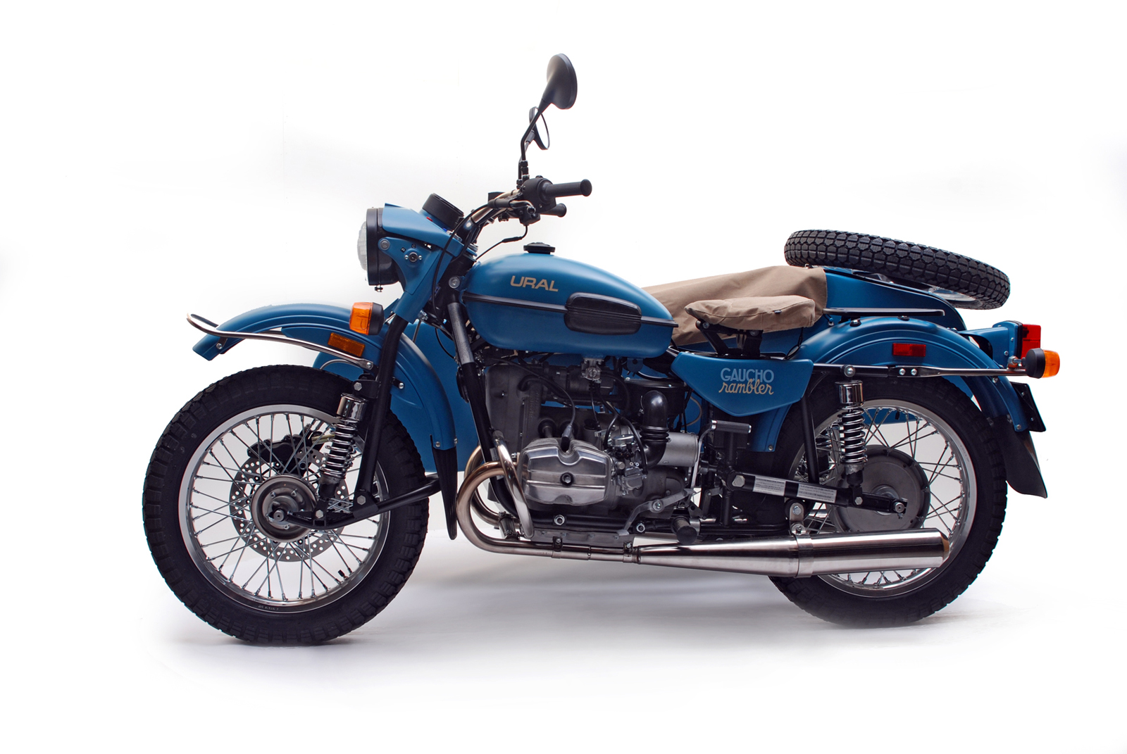 2013 ural gaucho rambler limited edition price annouced, only 502013 ural gaucho rambler limited edition