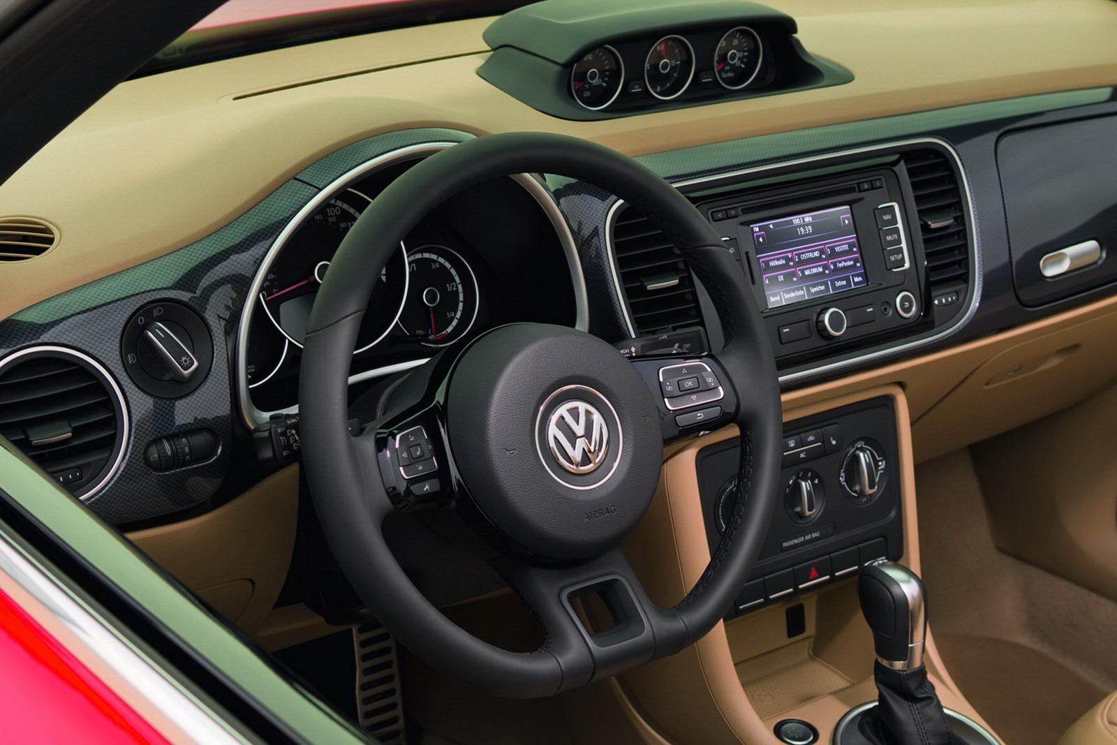 2013 Volkswagen Beetle Convertible Revealed - autoevolution